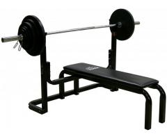 Used Dumbbells and Bench Press For Sale in East Delhi 9811080657