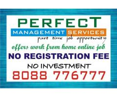 Copy Paste Jobs Without investment | Internet Marketing job without  Registration fees