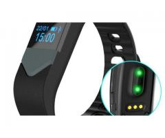 EIISON fitness tracker with heart rate monitor