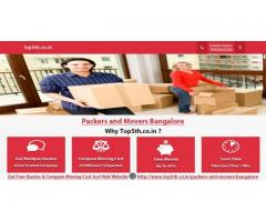 Packers and Movers Bangalore - Generate New house purchase Safer using Bangalore
