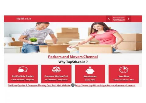 Packers and Movers Chennai  - Painless Back Creative ideas Which is available