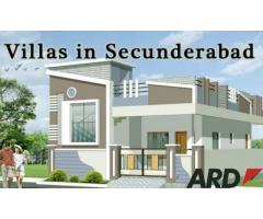 villas in secunderabad