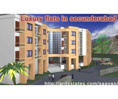 luxury flats insecunderabad